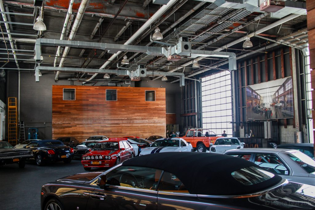 Stable chock full of fantastic cars